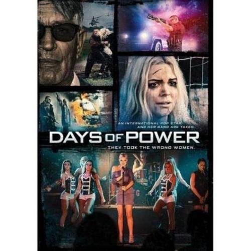 Days Of Power (Blu-ray)