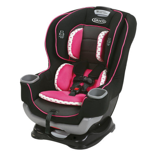 Graco Extend2Fit Convertible Car Seat