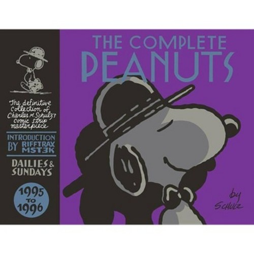 Complete Peanuts: The Complete Peanuts 1995-1996 (Hardcover)