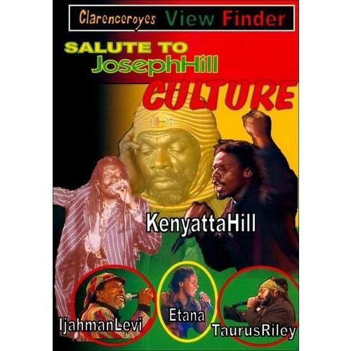 Salute to Joseph Hill Culture [DVD]