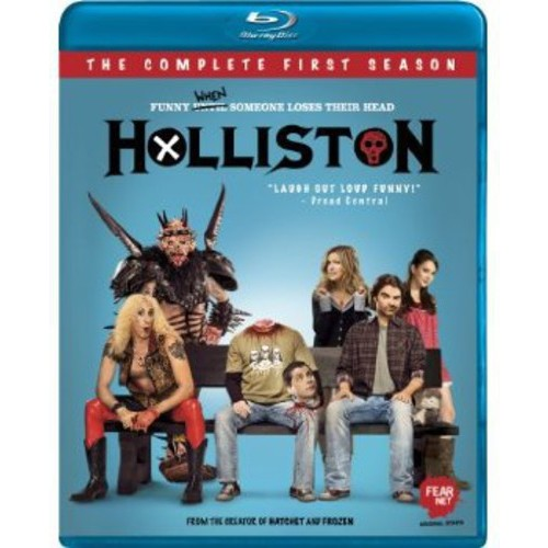 Holliston: The Complete First Season [Blu-ray]