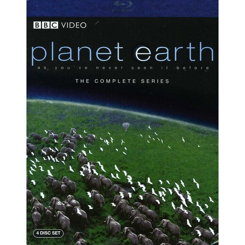 Planet Earth: The Complete Series (Blu-ray)