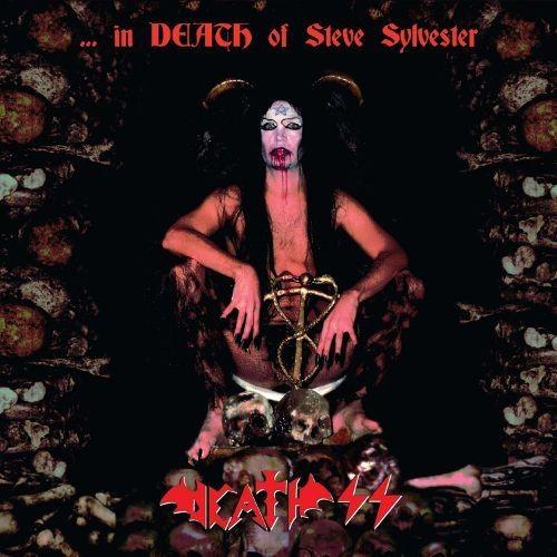 In Death of Steve Sylvester [CD]