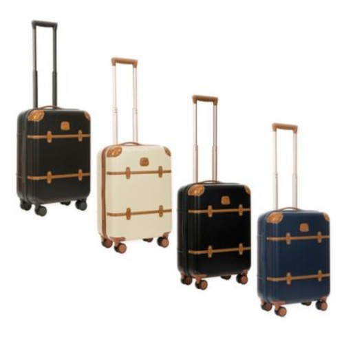 Bric's Bellagio 2.0 21-Inch 4-Wheel Carry On Spinner Trunk