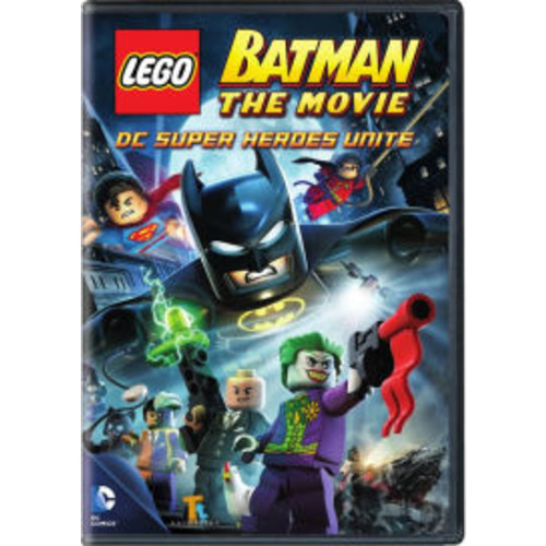 LEGO Batman The Movie: DC Super Heros Unite