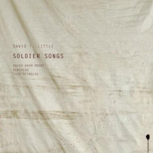 Little:soldier Songs CD (2013)