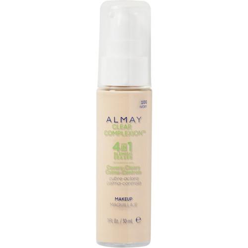 Clear Complexion Blemish Healing Liquid Makeup [Ivory]
