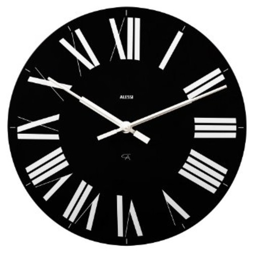 Firenze Wall Clock [||color : Black]