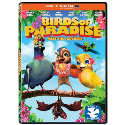 Birds Of Paradise (DVD + Digital Copy) (Walmart Exclusive) (With INSTAWATCH) (Widescreen)