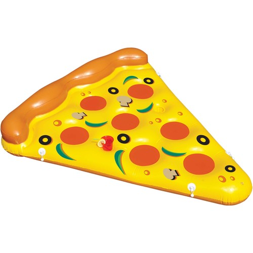 Swimline Inflatable Pizza Pool Float
