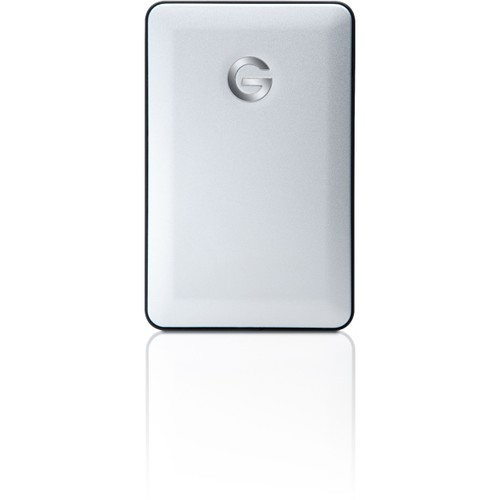 G-Technology 1TB G-DRIVE mobile USB Portable Hard Drive (5400 RPM) 0G02428
