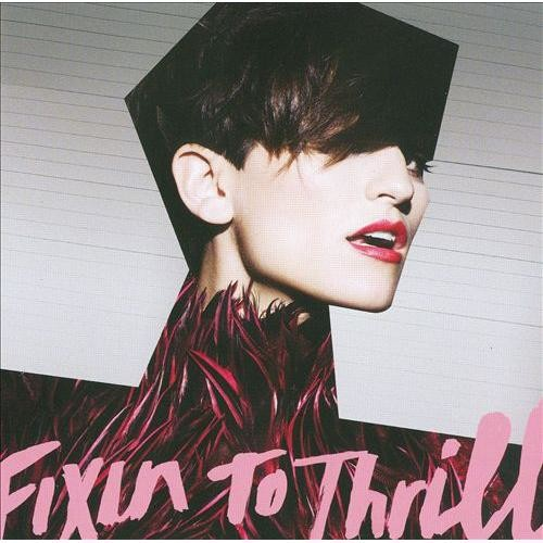 Fixin to Thrill [CD]