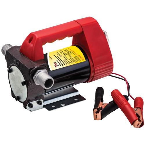 Lumax 12-Volt/24-Volt DC Diesel Transfer Pump