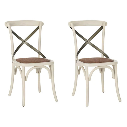 Safavieh Eleanor Dining Chair 2-piece Set