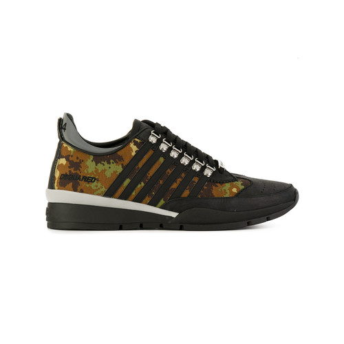 camouflage 251 sneakers