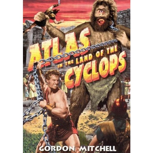 Atlas in the Land of Cyclops [DVD] [1963]