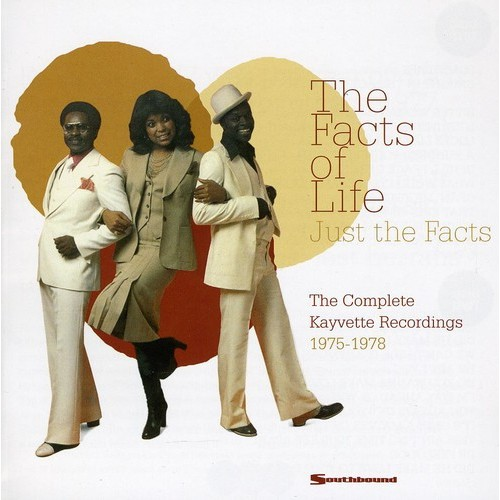 Just the Facts: The Complete Kayvette Recordings 1975-1978 [CD]
