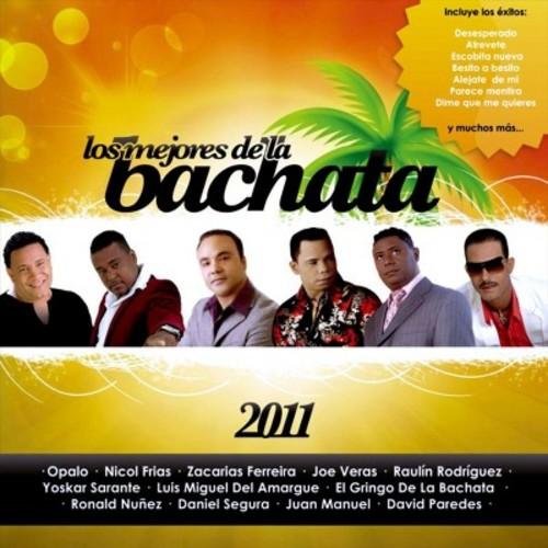 Los Mejores de LA Bachata 2011 [CD]
