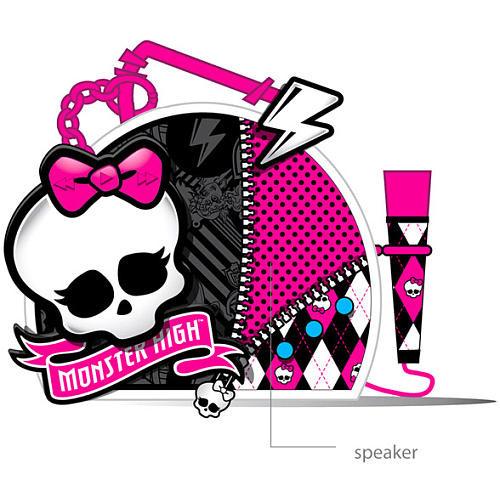 Monster High Sing-A-Long Karakoke System