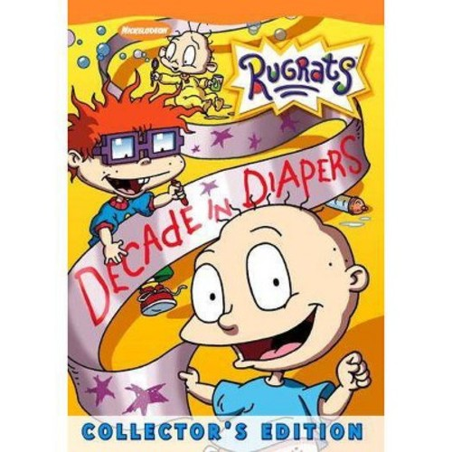 Rugrats: Decade In Diapers (DVD) [Rugrats: Decade In Diapers DVD]