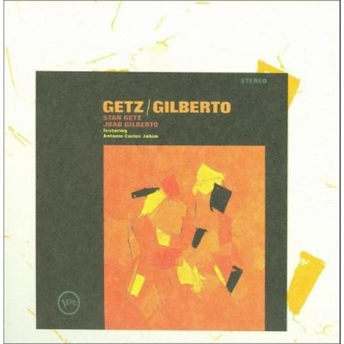 Stan Getz/Joo Gilberto - Getz/Gilberto (Bonus Tracks) (CD)