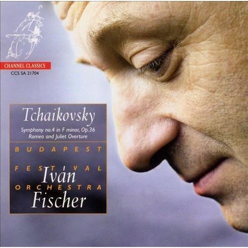 Tchaikovsky: Symphony No.4, Romeo & Juliet Overture