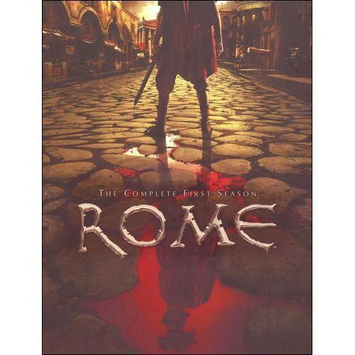 Rome-complete 1st Season [dvd/ws/6 Disc/eng-fr-sp Sub/episodes 1-12] (hbo Home Video)