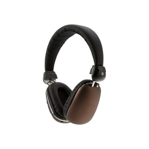 GPX iLive IAHP46BZ - Headphones with mic - full size - wireless - Bluetooth - bronze (IAHP46BZ)