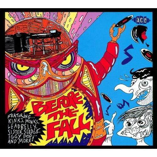 Before the Fall [CD]
