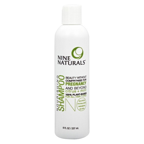 Nourishing Shampoo Citrus + Mint - 8 fl. oz.