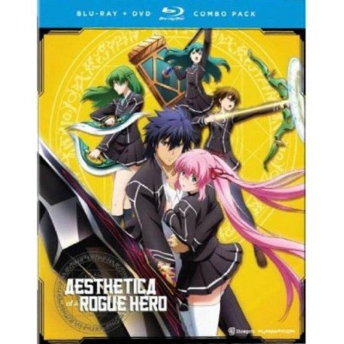Aesthetica Of A Rogue Hero: Complete Series (Alternate Cover) (Blu-ray + DVD) (Japanese)