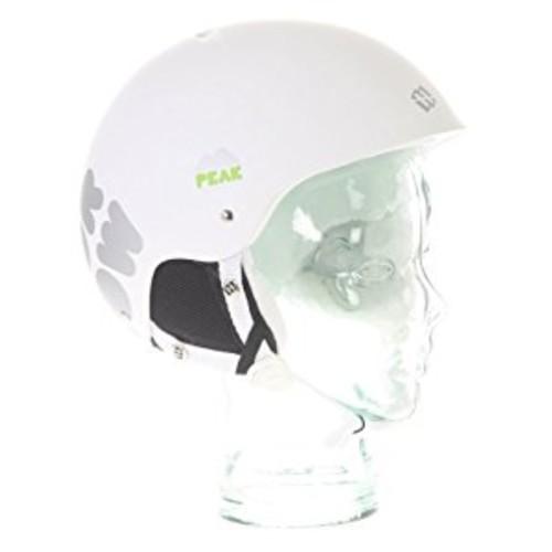 Morrow Peak Ski Snowboard Helmet White [Small]