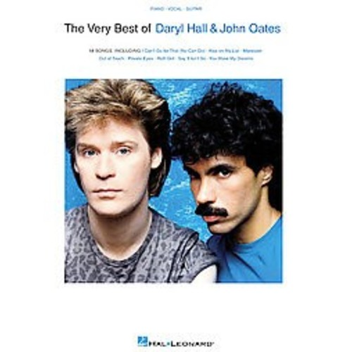 Very Best of Daryl Hall & John Oates : Piano / Vocal / Guitar (Paperback)