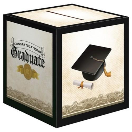 Graduation Party Card Box