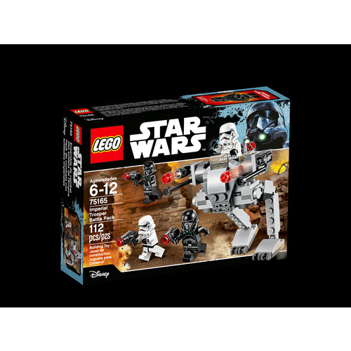 LEGO Disney Star Wars Imperial Trooper Battle Pack #75165