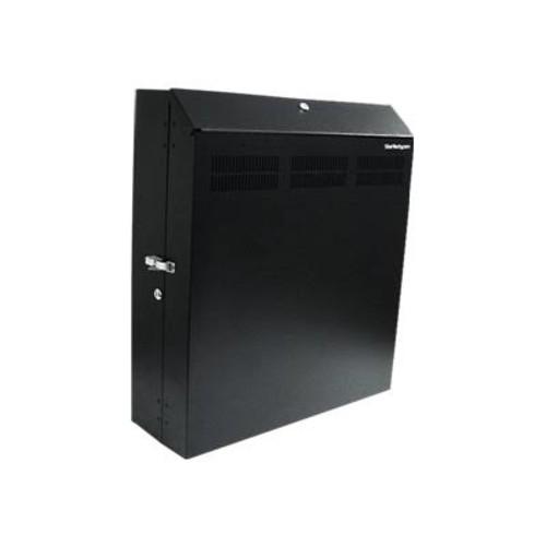 StarTech.com 4U 19in Secure Horizontal Wall Mountable Server Rack Rack (wall mount)