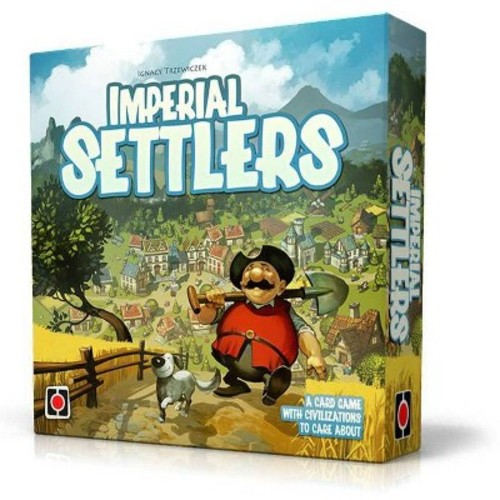 Portal Games Imperial Settlers Card Game