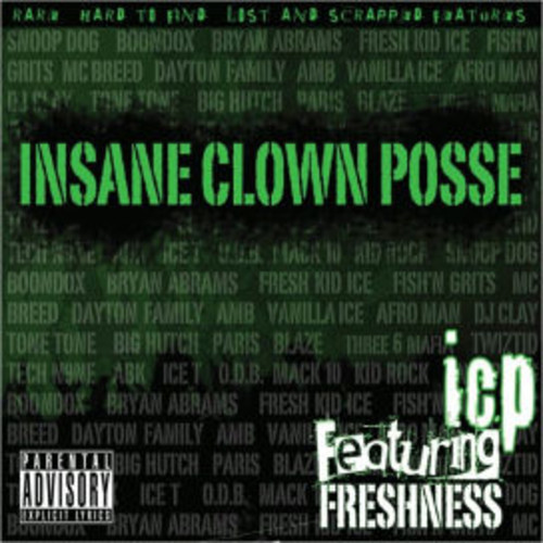 Featuring Freshness By Insane Clown Posse (Audio CD)