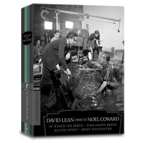 David Lean Directs Noel Coward