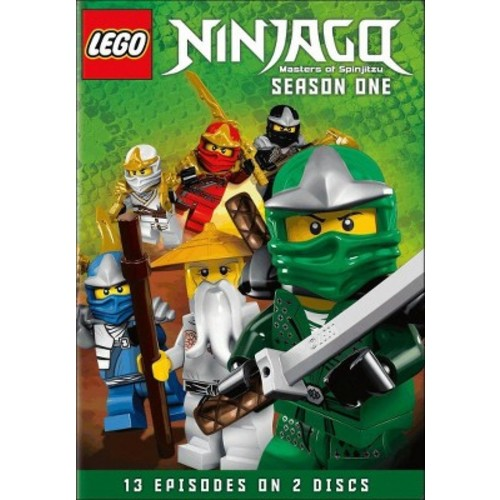 LEGO Ninjago: Masters of Spinjitzu - Season 1 (Widescreen)