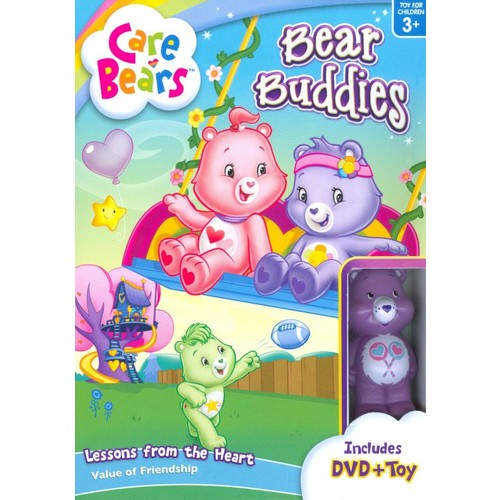 Care Bears: Bear Buddies [With Care Bears Figurine] [DVD]