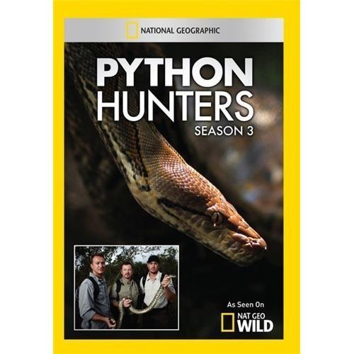 Python Hunters Season 2 - 2 Discs