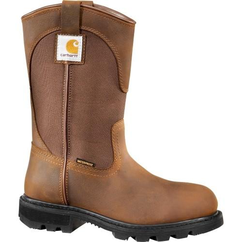 Carhartt Women's Wellington 10'' Waterproof Work Boots