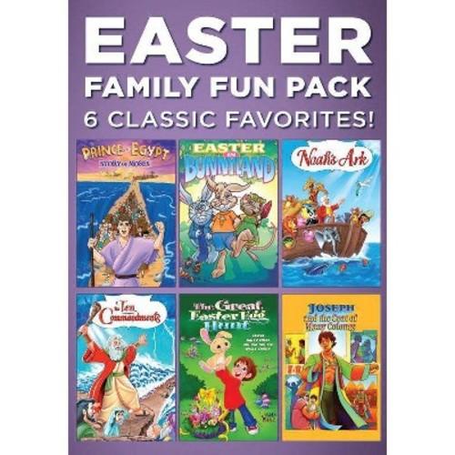Easter family fun pack (DVD)