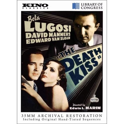 The Death Kiss [DVD] [1932]