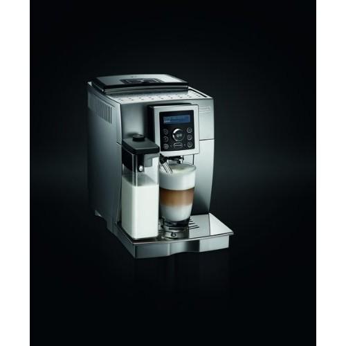 DeLonghi ECAM23450SL Superautomatic Espresso Machine, Silver