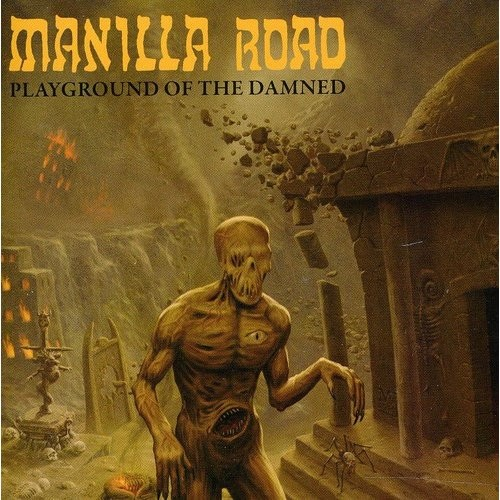 Playground of the Damned [CD]
