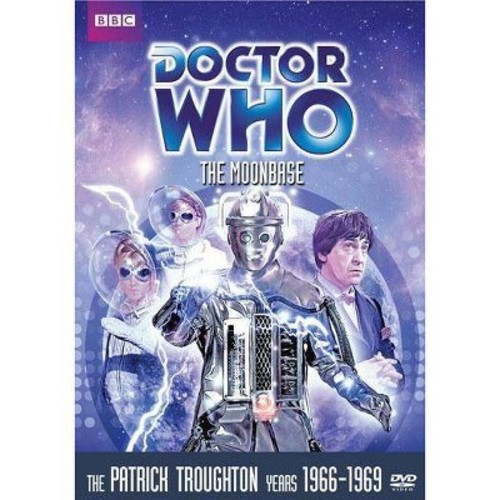 Doctor Who: The Moonbase [DVD]