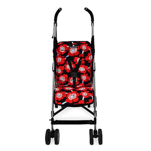 Balboa Baby Stroller Liner in Red Poppy