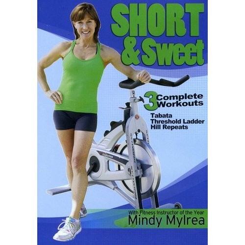 Mindy Mylrea: Short & Sweet (DVD) (Eng) 2011